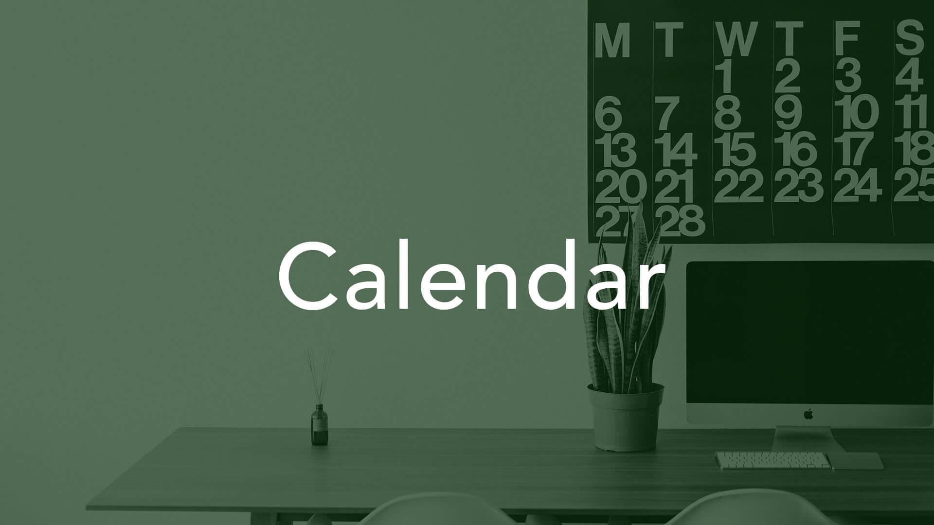 Calendardark