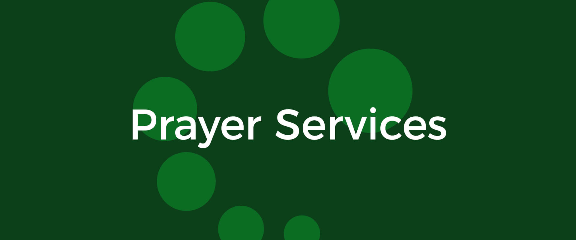 prayerservices