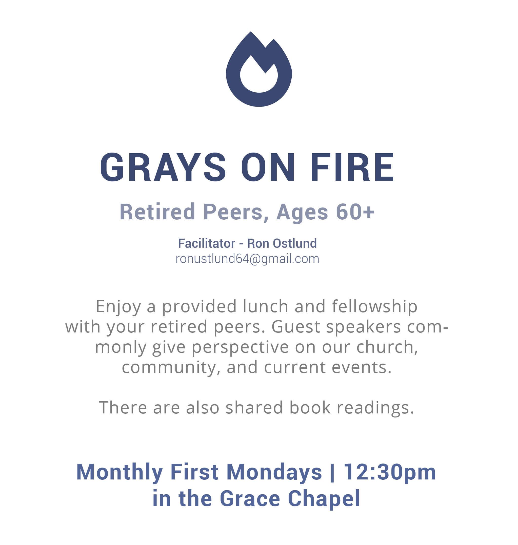 GraysOnFire_Grays On Fire
